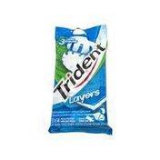 Trident Layers Peppermint Spearmint MTP Gum