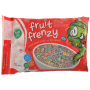 Food Club Fruit Frenzy, Sweetened Multi-Grain Cereal