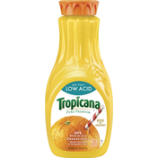 Tropicana Chilled Juice, Orange Juice Low Acid