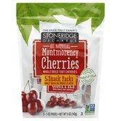 Stoneridge Orchards Cherries, Montmorency, Snack Packs