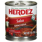 Herdez Ranchera Salsa
