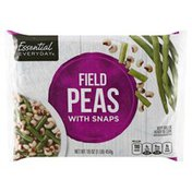 Essential Everyday Peas, Field, with Snaps