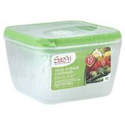 Sazon Food Storage Container, Wrapped