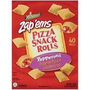 Michelina's Snack Rolls Pepperoni Pizza Snack Rolls