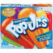Kemps Pop Jr.'s Sugar Free Quiescently Frozen Confection