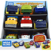 Mega Bloks Toy Cars, First Builders