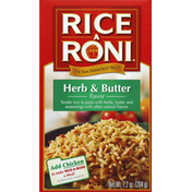 Rice-a-Roni Rice & Pasta, Herb & Butter Flavor
