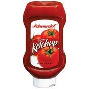 Schnucks Upside Down Ketchup
