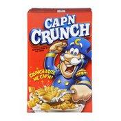 Cap'N Crunch Cereal
