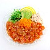 AFC Sushi Fresh & Easy Made Easy Hawaiian Poke Salmon Bowl