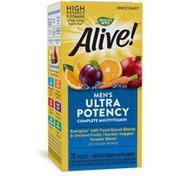 Nature's Way Alive!® Once Daily Men's Ultra Potency Multivitamin