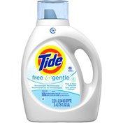 Tide Free & Gentle, HE Turbo Clean Liquid Laundry Detergent