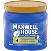 Maxwell House Decaf Original Roast Ground Coffee