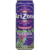 Arizona Fruit Juice Cocktail, Grapeade