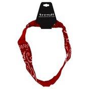Trendi Headband, Cloth, 1 Count, Card