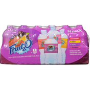 Fruit 2 O Purified Water Beverage, Assorted, 24 Pack