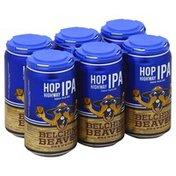 Belching Beaver Brewery Beer, India Pale Ale, Hop Highway IPA