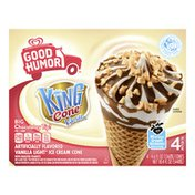 Good Humor Ice Cream & Frozen Desserts Vanilla King Cone