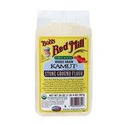 Bob's Red Mill Kamut Flour, Stone Ground, Whole Grain, Organic