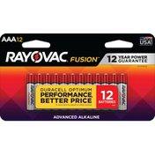 Rayovac AAA Batteries, Triple A Alkaline Batteries
