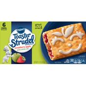 Pillsbury Toaster Strudel Strawberry Apple Toaster Pastries