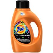 Tide ColorGuard HE Turbo Clean Liquid Laundry Detergent, 37 oz, 19 loads Laundry