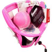 Franklin`s Teleme Teaball Glove & Baseball Set