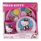 zak! designs Zak Hello Kitty Mealtime Set 3 Pieces