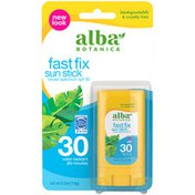 Alba Botanica Broad Spectrum SPF 30 Fast Fix Sun Stick