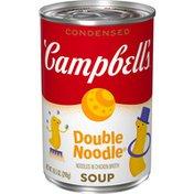 Campbell's® Double Noodle® Soup
