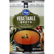 Kroger Vegetable Broth