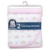 Gerber Blankets, Receiving, Thermal