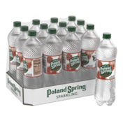 Poland spring Sparkling Water, Ruby Red Grapefruit