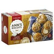 Furlani Biscuits, Cinnamon Cream Cheese