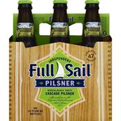 Full Sail Brewing Co. Pilsner, Cascade
