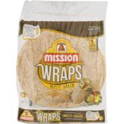 Mission Wraps Multi Grain Tortillas