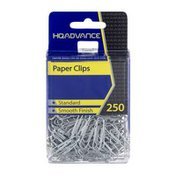 HQ Advance Paper Clips - 250 CT