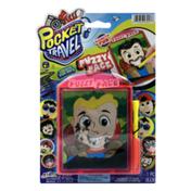 Ja-Ru Inc. Pocket Travel Fuzzy Face Magnetic Fun