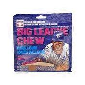 Big League Chew Raspberry Chewing Gum