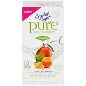 Crystal Light On-The-Go Pure Tangerine Mango Powdered Drink Mix