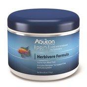 Aqueon Pro Herbivore Formula Fish Food