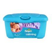 Pampers Calming Lavander Baby Wipes