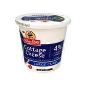 ShopRite Large Curd Cottage Cheese