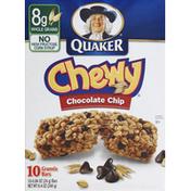 Quaker Granola Bars, Chocolate Chip