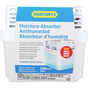 Humydry Moisture Absorber, Unscented