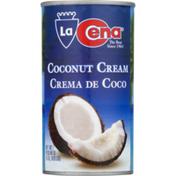 La Cena Coconut Cream, Can