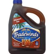 Trade Winds Tea Iced Tea, Slow Brewed, Unsweet Tea