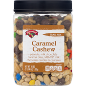 Hannaford Trail Mix, Caramel Cashew
