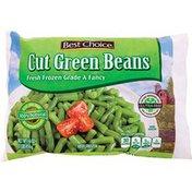 Best Choice Fresh Frozen Grade A Fancy Cut Green Beans