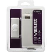 Heath Zenith Doorbell Kit, Wireless